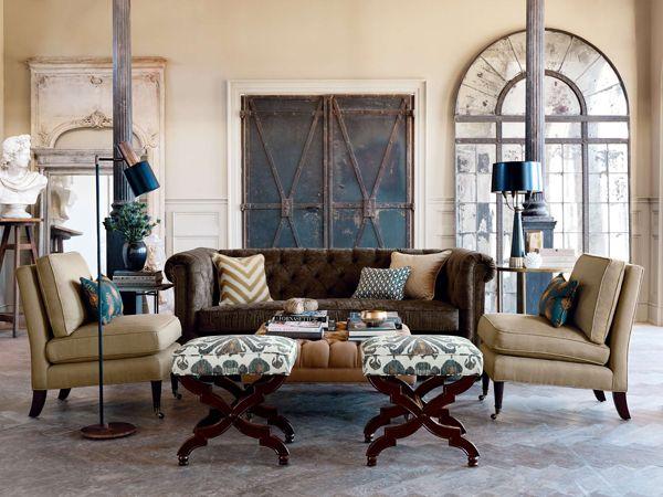 love this furniture arangement Apartment Decorating