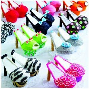 A shoe lover's dream - dessert - eewee.fr