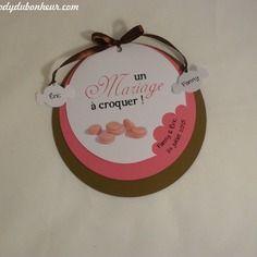 faire part mariage rond th me gourmandise mariage bonbons gourmandises pinterest. Black Bedroom Furniture Sets. Home Design Ideas