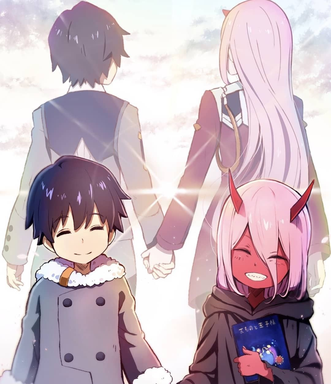 Pin by Jericho on Darling in the franxx Darling in the