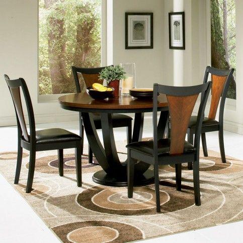 Boyer 5 Pcs Round Dining Set Home Pinterest Round dining set