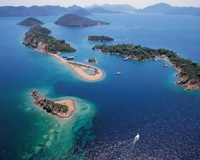 fetihye göcek | urlaub reisen türkei / orte zu besuchen in türkei, Einladung
