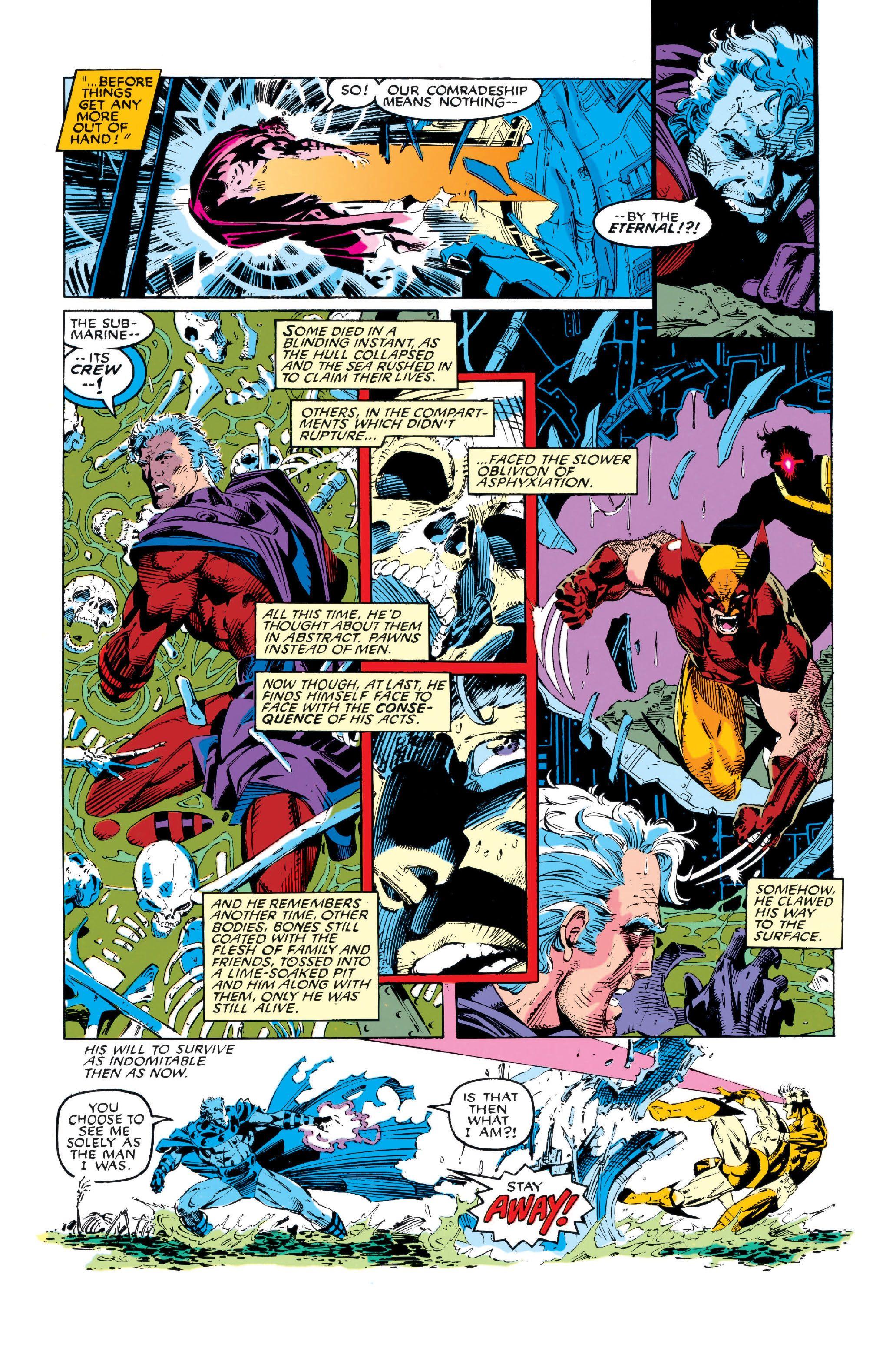 X-Men (1991) 1 Page 1