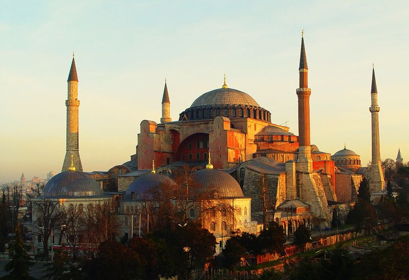 turkey country the hagia sophia in istanbul turkey places to go