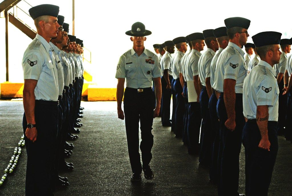 MTI Training the future of the United States Air Force