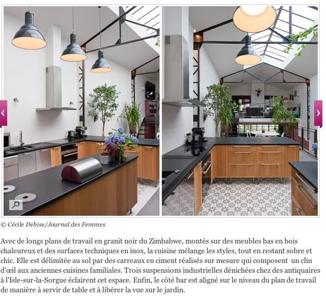 mettre des carocim en noir blanc dans une prochaine. Black Bedroom Furniture Sets. Home Design Ideas