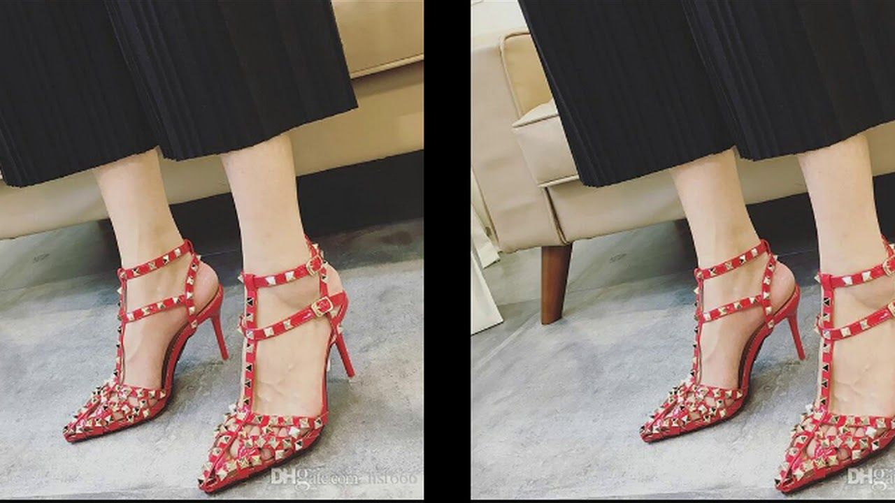 57be71ebdbb6e Stylish Sandals Designs For Women Party Wear   Office Wear Sandals For .