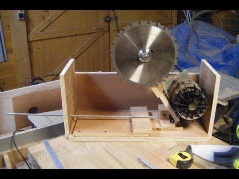Scie Sur Table Diy Fabrication Du Berceau Moteur 1ere Partie Youtube En 2020 Mesa Para Sierra Circular Sierra De Mesa Mesas De Trabajo