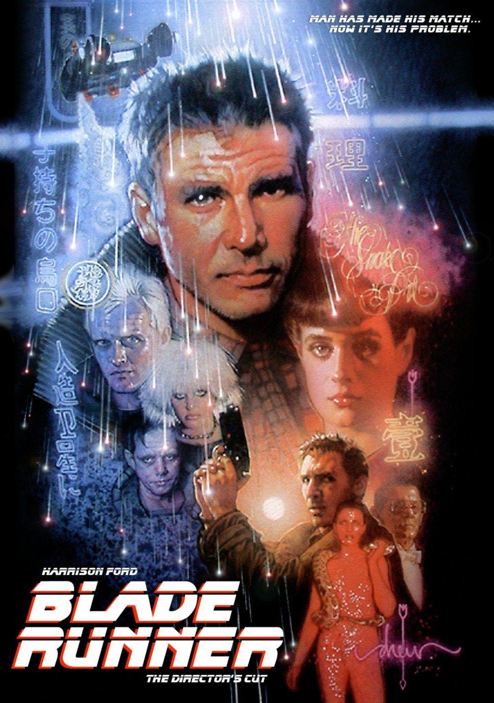 Resenha do filme Blade Runner (1982) - Meta Galáxia | Blade runner, Posters  de filmes, Filmes