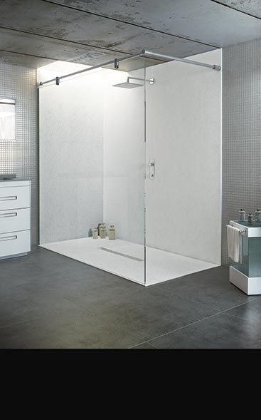 Level Access Walk In Shower Trays