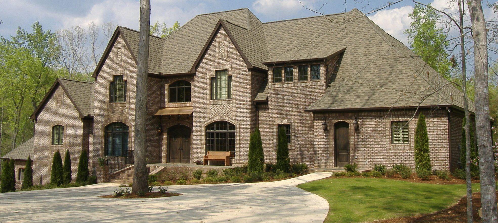 Custom Home built in Auburn, Alabama. Building a house