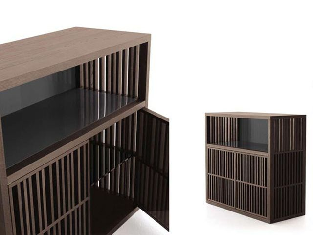 Chinese Modern Furniture New Popular Wooden Furniture Cabinet Sm