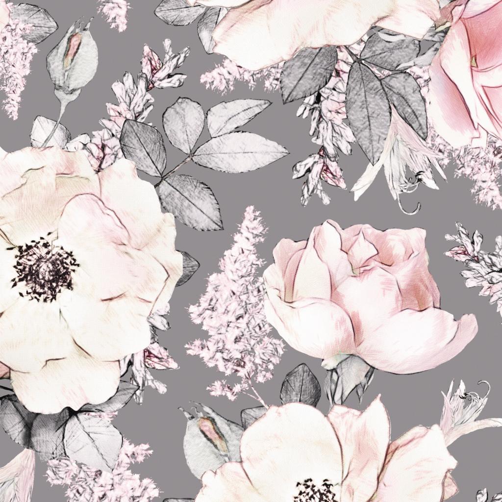 Floral Wallpaperssimplelife4u Vintage Flower Contact Paper