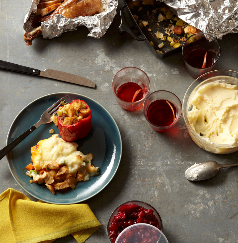 What to Do With All Those Freaking Thanksgiving Leftovers — Mark Bittman #markbittmanrecipes