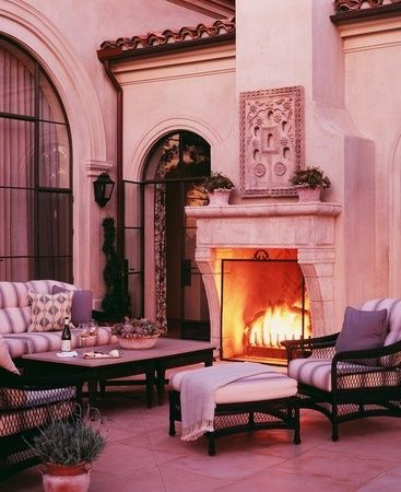 Perfect Living Room Design Ideas With Fireplace Ornament - Living ...