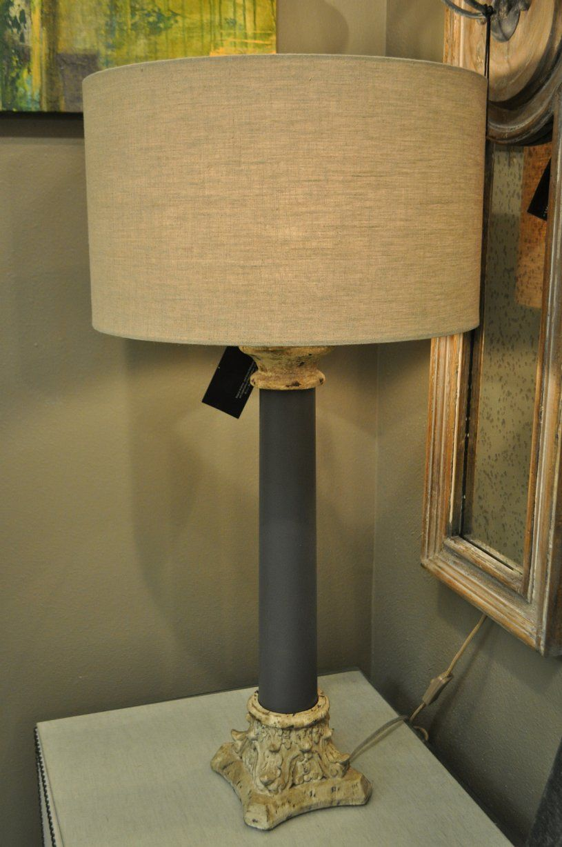 Regina Andrews Column Lamp At Red Door Interiors Br Lighting