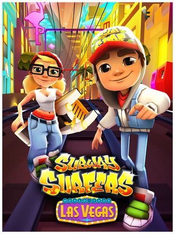 Subway Surfers On The App Store Subway Surfers Subway Surfers Game Subway Surfers New York