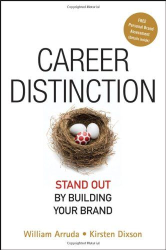 Career Distinction Stand Out by Building Your Brand imusti Books