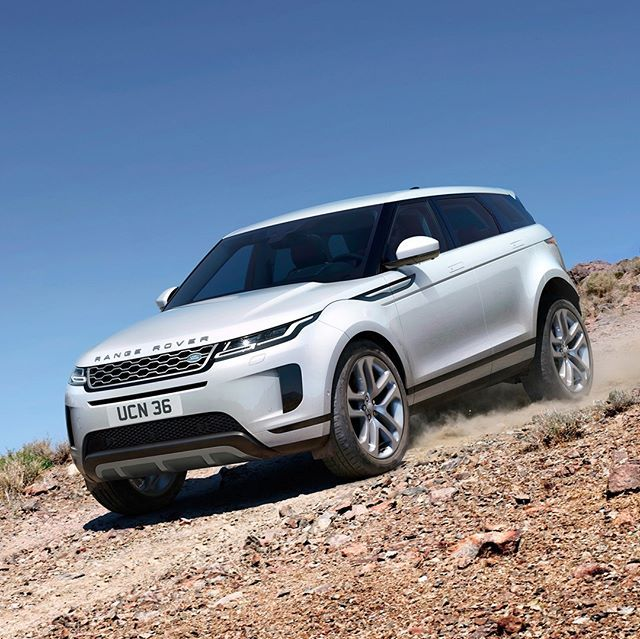 A Reductionist Design Language Gives The New 2020 Range Rover Evoque A More Sophisticated Profile Tap Th New Range Rover Evoque Range Rover Evoque Range Rover