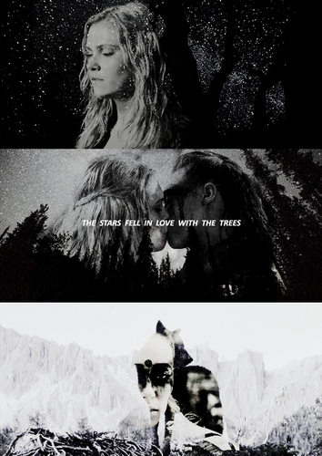 Clark And Lexa 100 The 100 Tv Show Images Clarke And