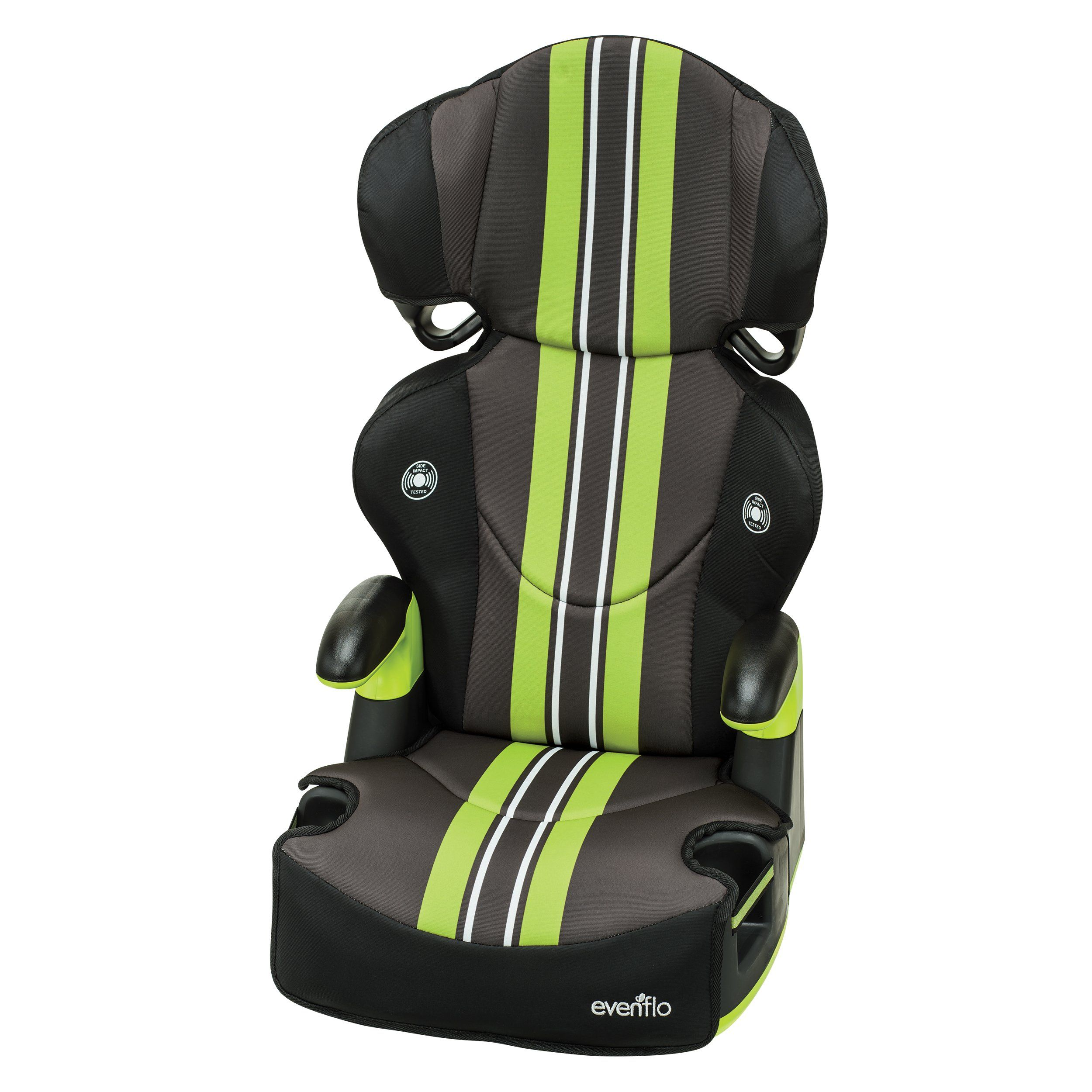 Evenflo Big Kid Sport High Back Booster Car Seat Grand