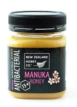 Manuka honey is produced in new zealand by bees that pollinate the native manuka bush honey - Benefits of manuka honey the natural antibiotic ...