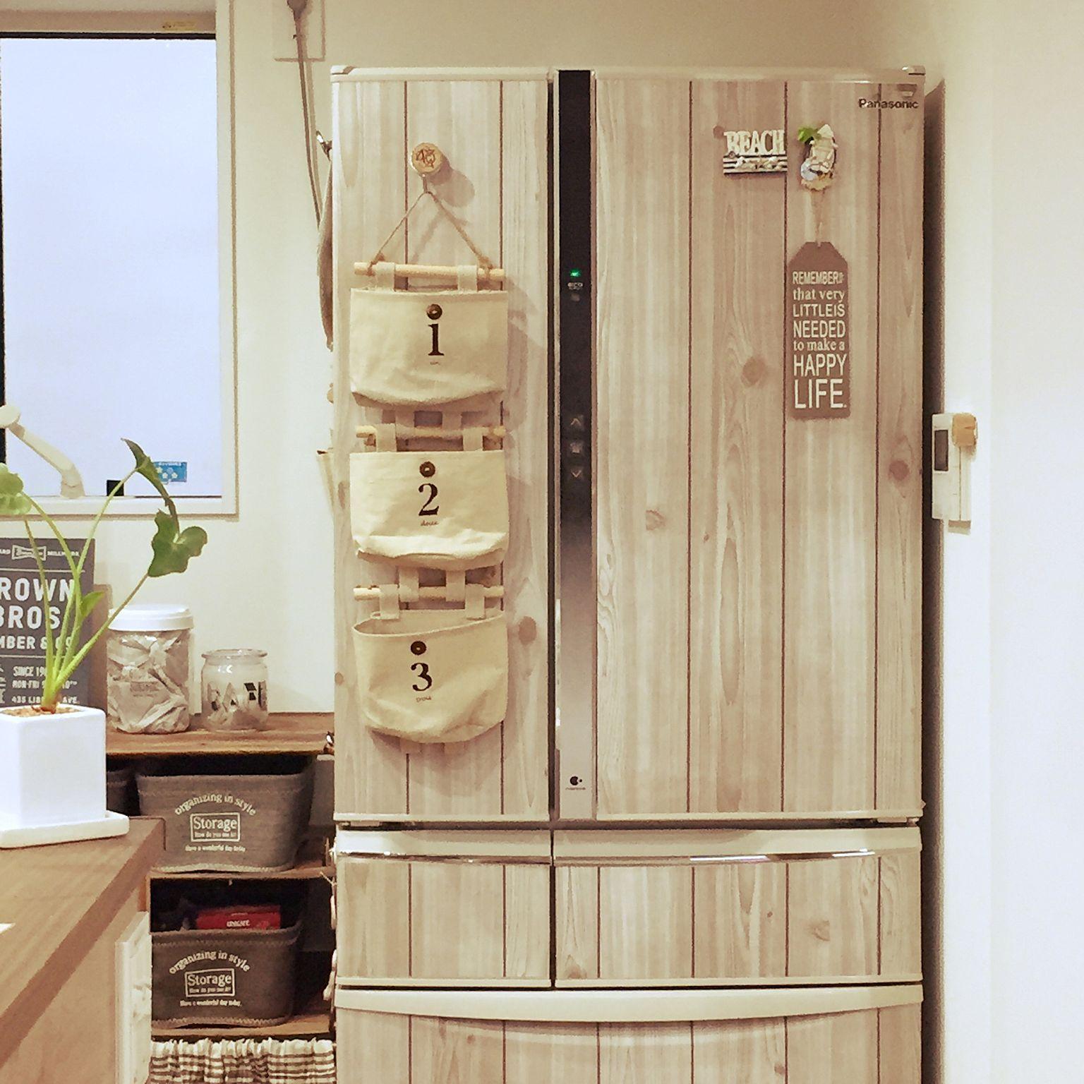 キッチン ダイソー 雑貨 100均 観葉植物 などのインテリア実例