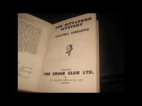 Agatha Christie The Sittaford Mystery Audiobook - YouTube | Audio