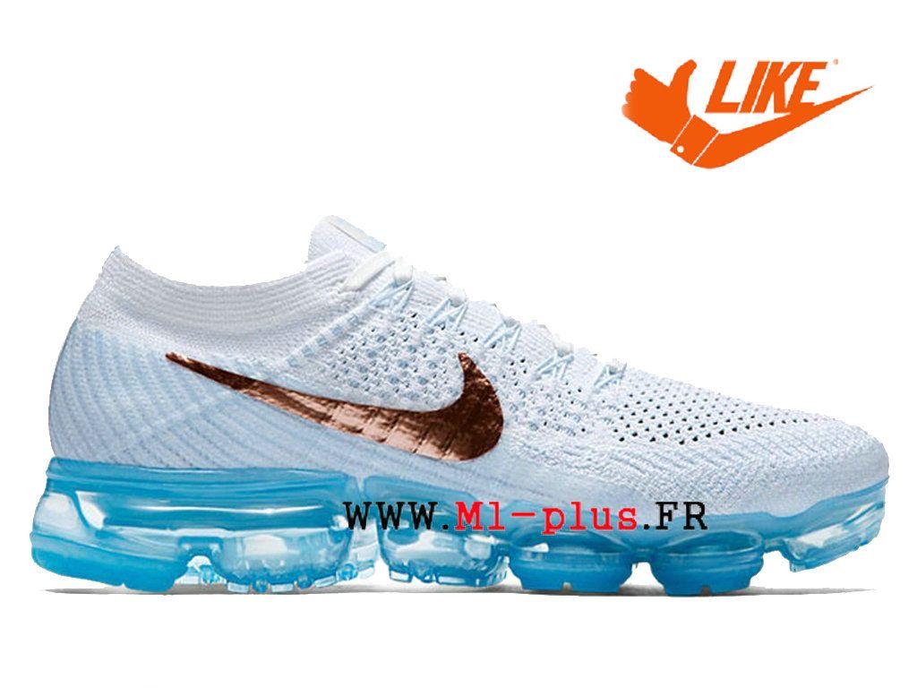 Nike Wmns Air Vapormax Flyknit Chaussure de Running Nike Pas