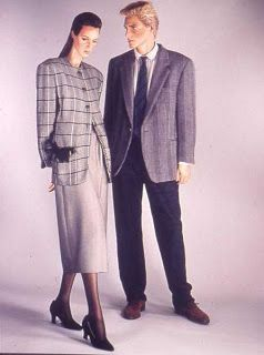 1980s Power Suits for Men