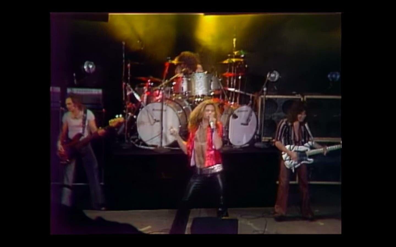 Van Halen You Really Got Me Now Music Video 1978 Van Halen You Really Got Me Music Videos