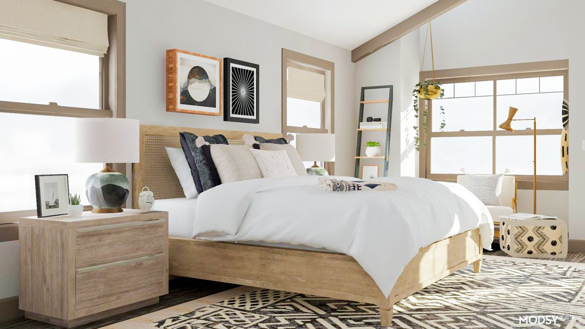 Eclectic Bedroom Design: 4 Tips to Ace This Style In Your Space in