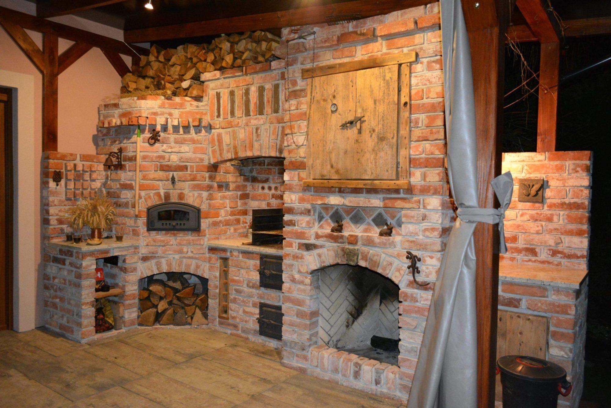 Kuchnie Ze Starej Cegly Kuchnie Letnie Ogrody Zimowe Grille Piece Kuchnia W Ogrodzie Sauna Diy Outdoor Cooking Outdoor Cooking Area
