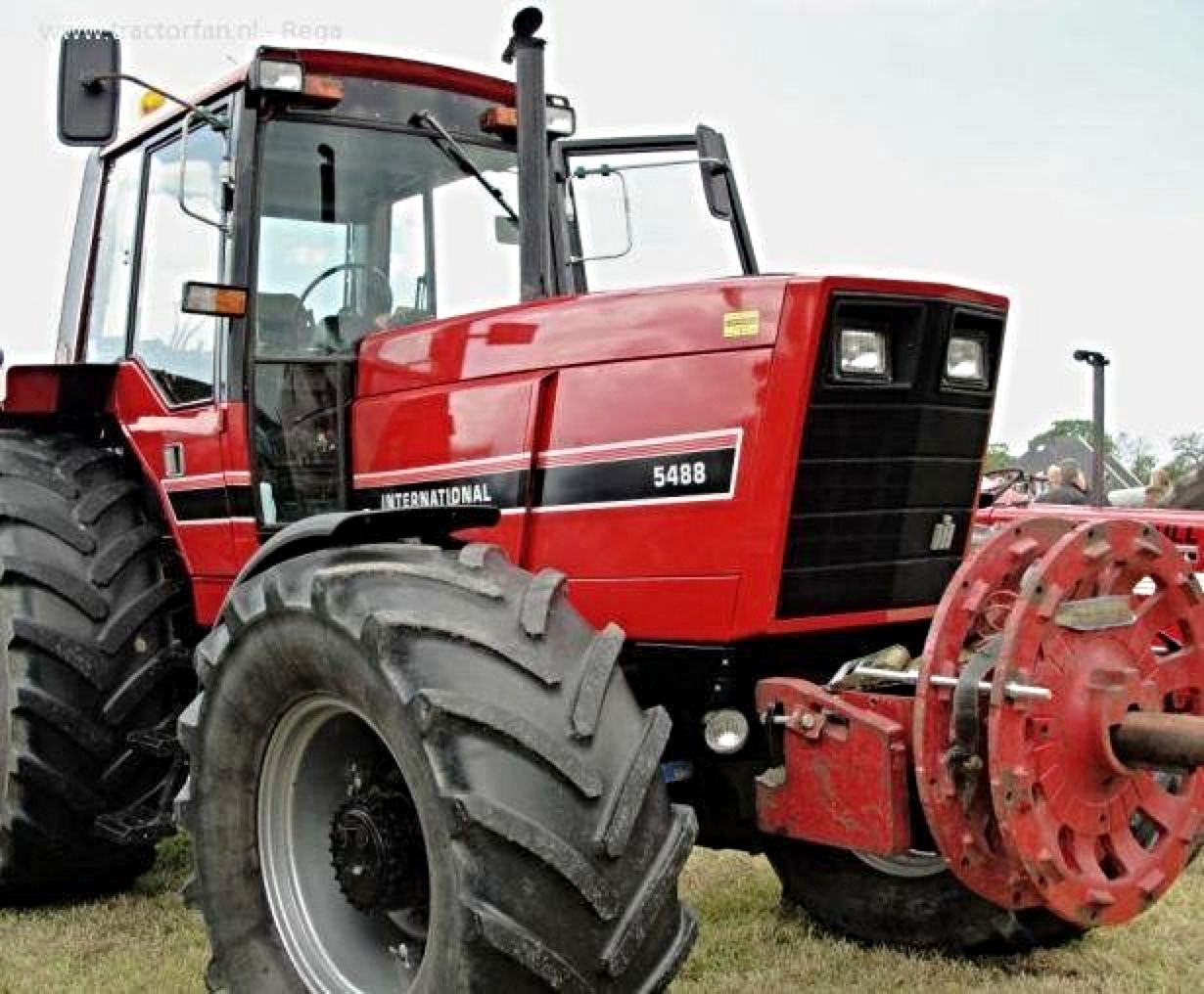 Massey Harris Pony with front & rear cultivators