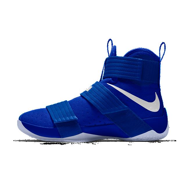 Calzado de básquetbol Nike Zoom LeBron Soldier 10 iD ...
