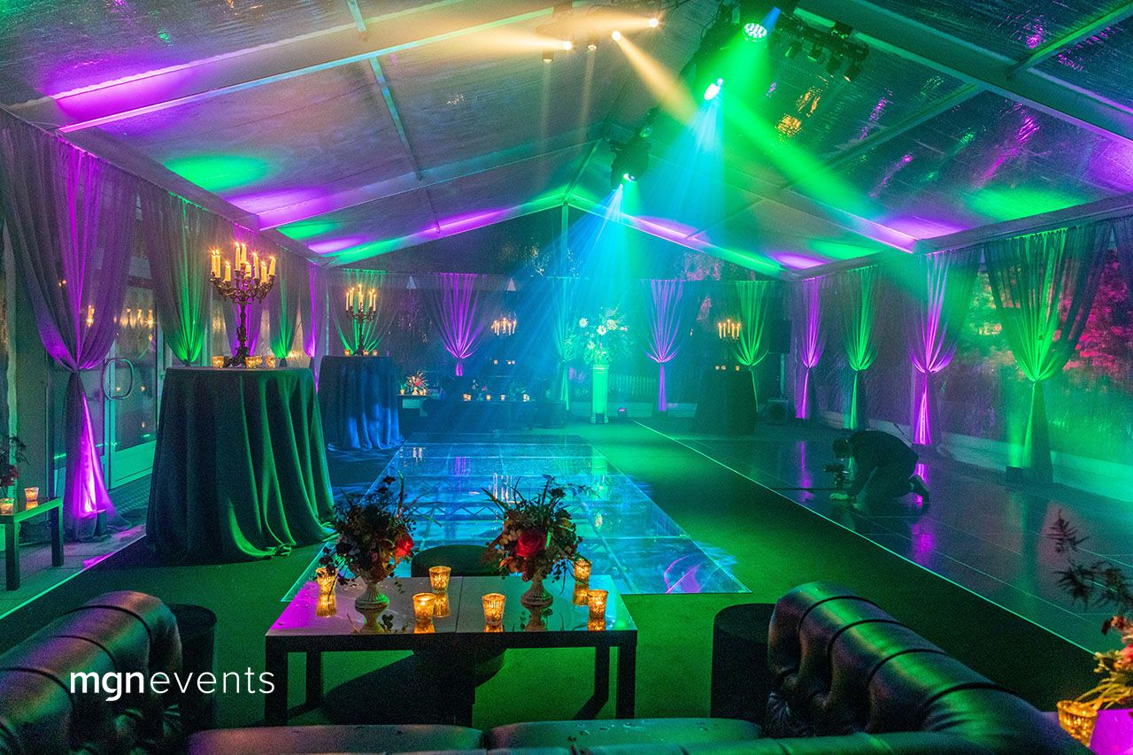 Halloween Events Kent 2020 A sophisticated and spooktacular 40th birthday party in Kent in