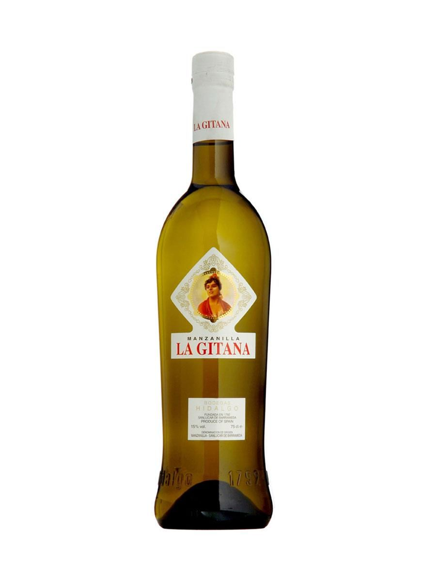 Manzanilla Wine La Gitana Jerez. Manzanilla Is One Of The