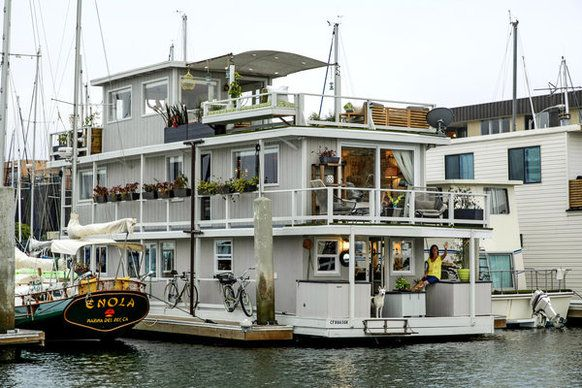 Budget Design Small Space Solutions Anchor Houseboat