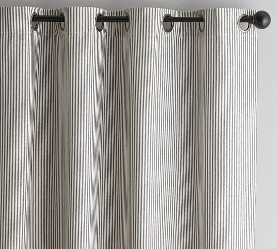 Cotton Waffle Weave Extra Long Shower Curtain Linen 72 X 96