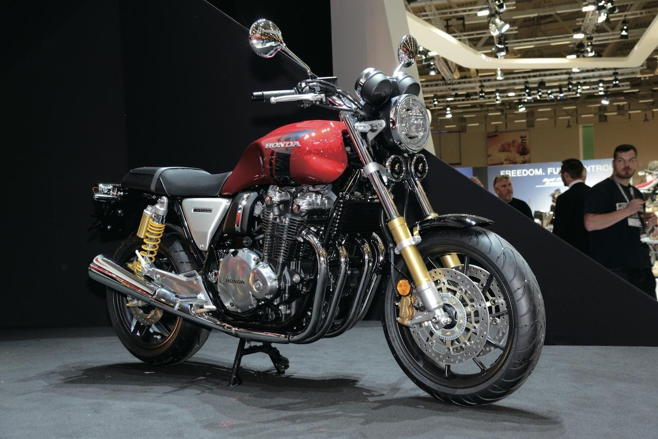 スポーティさと上質さの好バランス「CB1100RS」! - オートバイ & RIDE