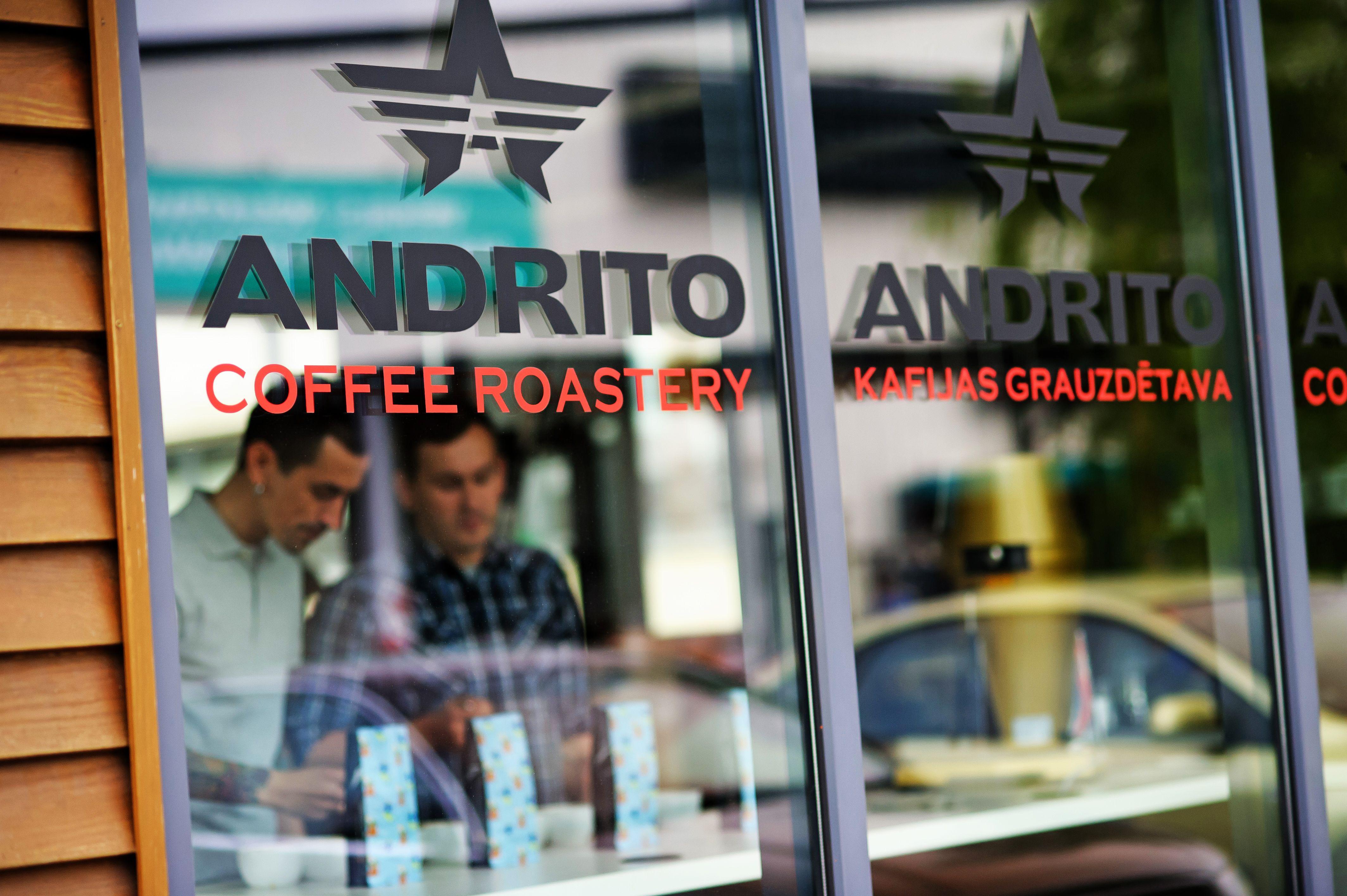 Andrito Coffee Roastery
