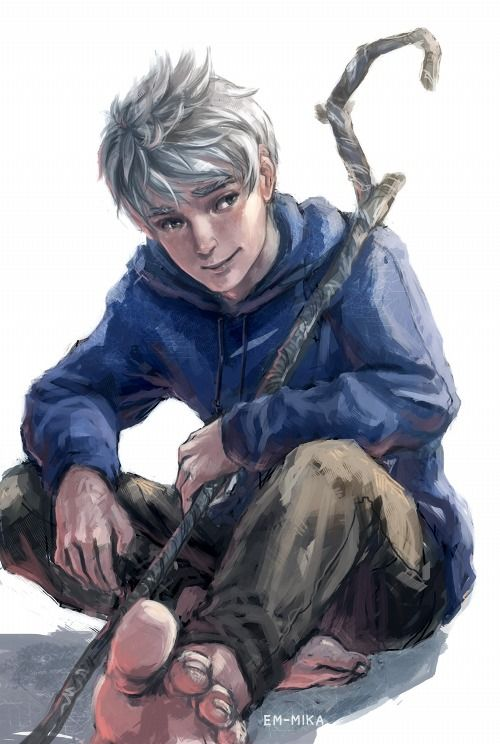 Frost... Jack Frost