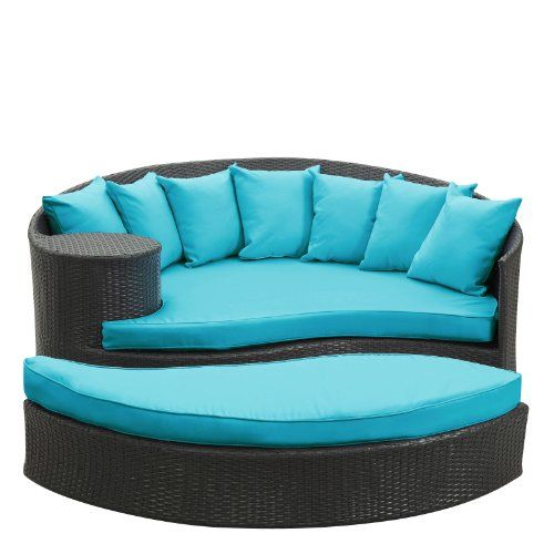 Robot Check Wicker Daybed Outdoor Daybed Patio Daybed