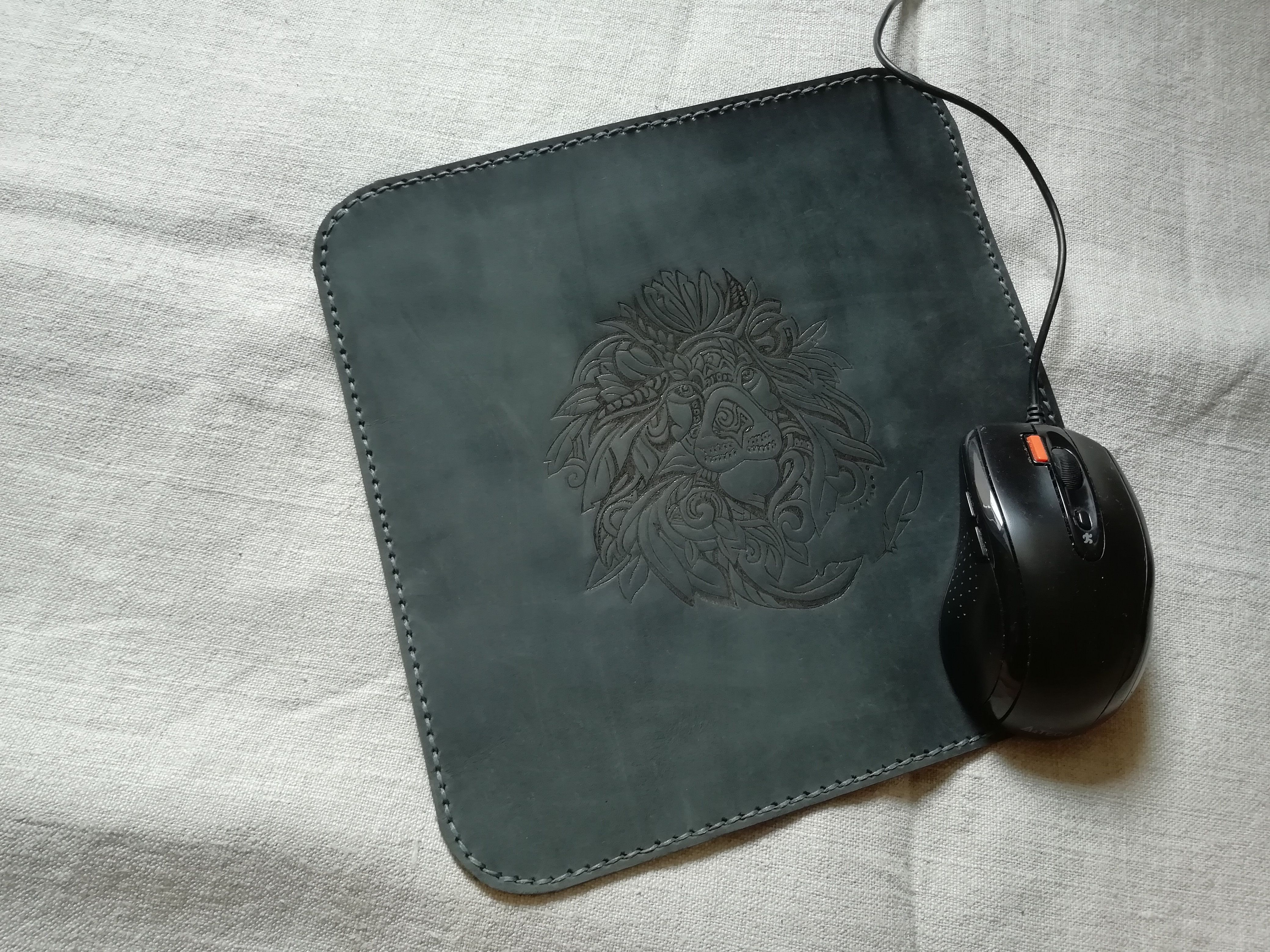 Mouse Pad Is An Original Gift And Just A Convenient Practical