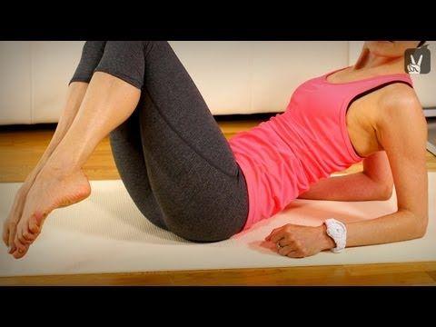 Pilates Body Shape Mittelstufe: Sexy Körper für den Sommer - YouTube #pilatesworkoutvideos