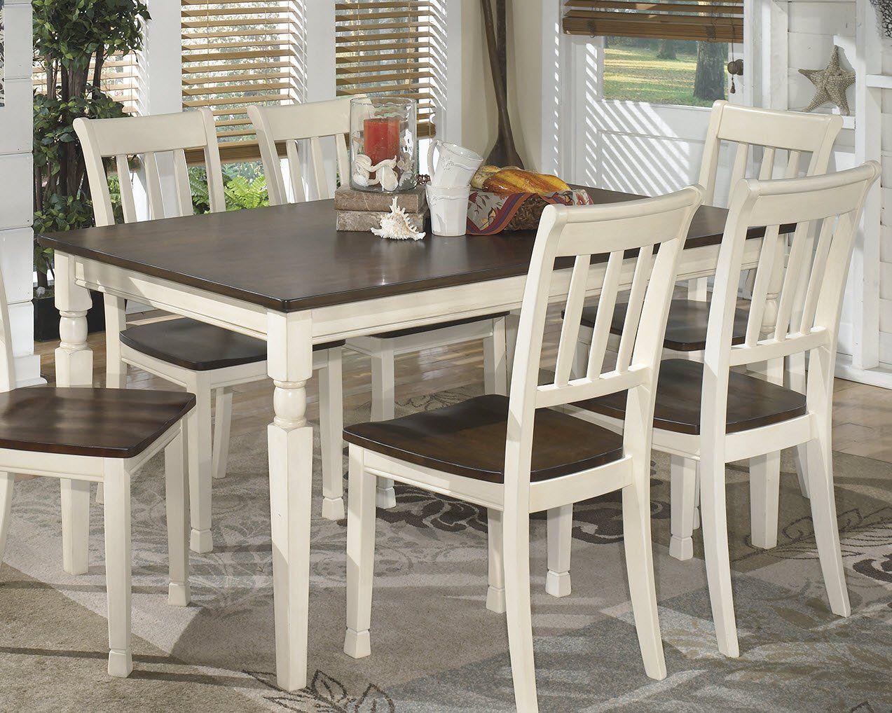 Fantastic Ashley Furniture Signature Design Whitesburg Dining Room Interior Design Ideas Apansoteloinfo