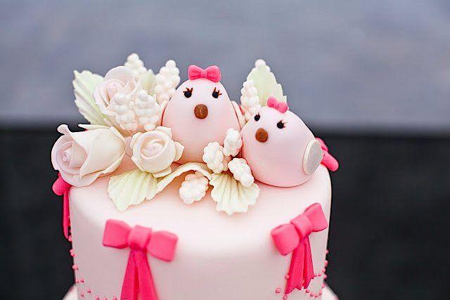 Little Bird Twins 1st Birthday Party Spring Bird Party Ideas