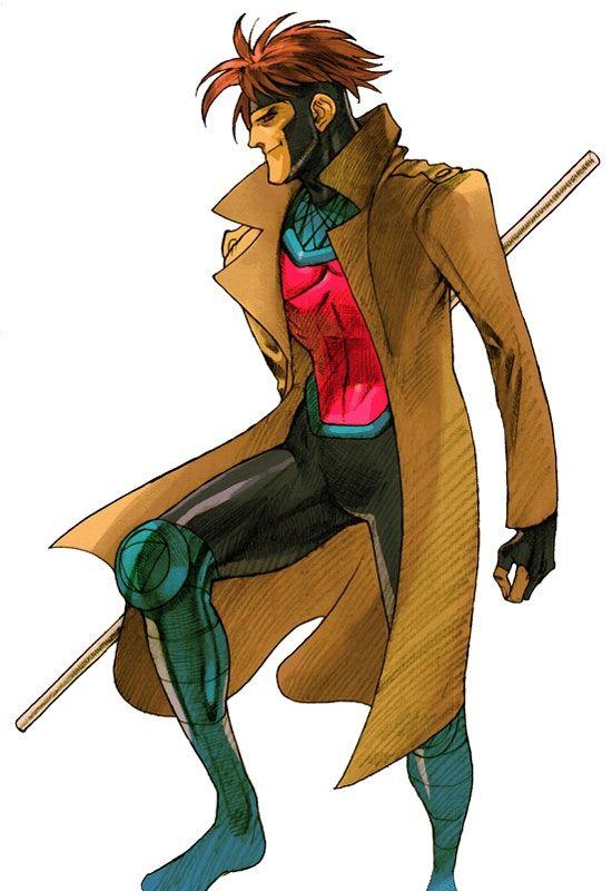 Pin By Daisuke Ishibashi On Comics アニメ Gambit Marvel Marvel Vs Capcom Capcom Characters