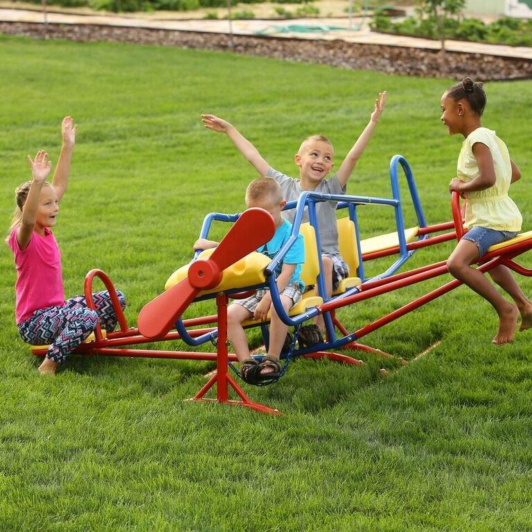 Lifetime Products Ace Flyer TeeterTotter Kids outdoor