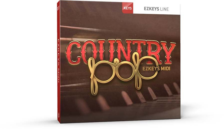 Country Pop Ezkeys Midi Pop Country Country Music